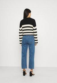 Stylein - KASEY - Straight leg jeans - denim blue - 2