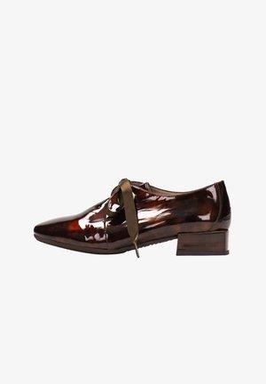ANETO - Šněrovací boty - carey