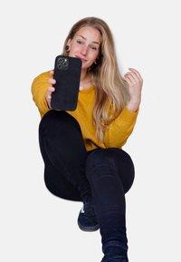 Arrivly - IPHONE 12 MINI - Kännykkäpussi - black - 1