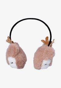 Six - Ear warmers - brown - 0