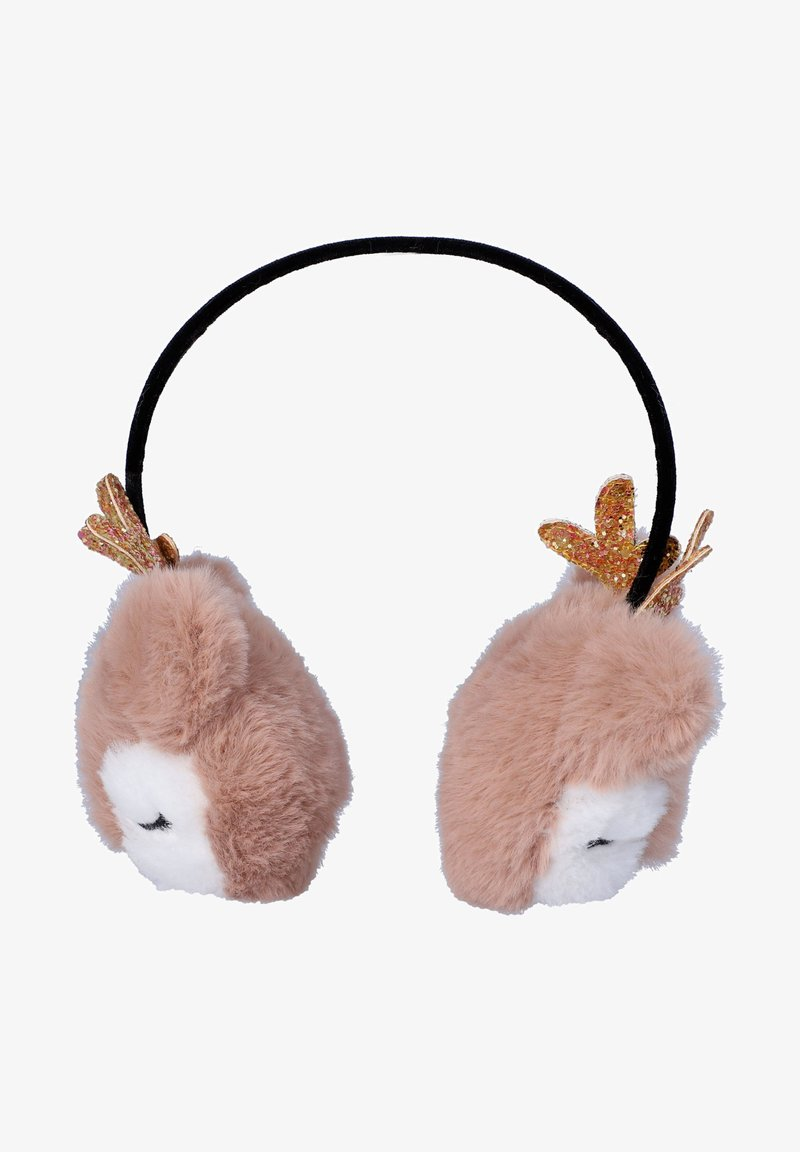 Six - Ear warmers - brown