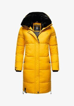 STRELIZIAA - Winter coat - dark yellow