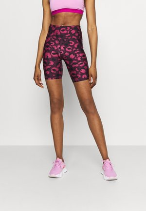 SHINE BIKESHORT - Leggings - polaris purple