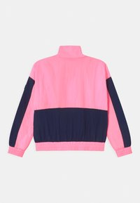 Tommy Hilfiger - BOLD UNISEX - Veste de survêtement - cotton candy/twilight navy - 1