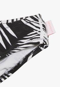 Seafolly - PALM TANKINI - Bikini - black/white - 2