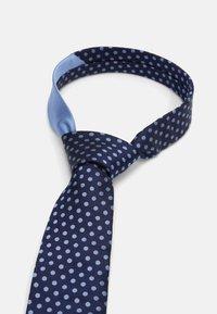 Tommy Hilfiger - TIE - Tie - blue - 3