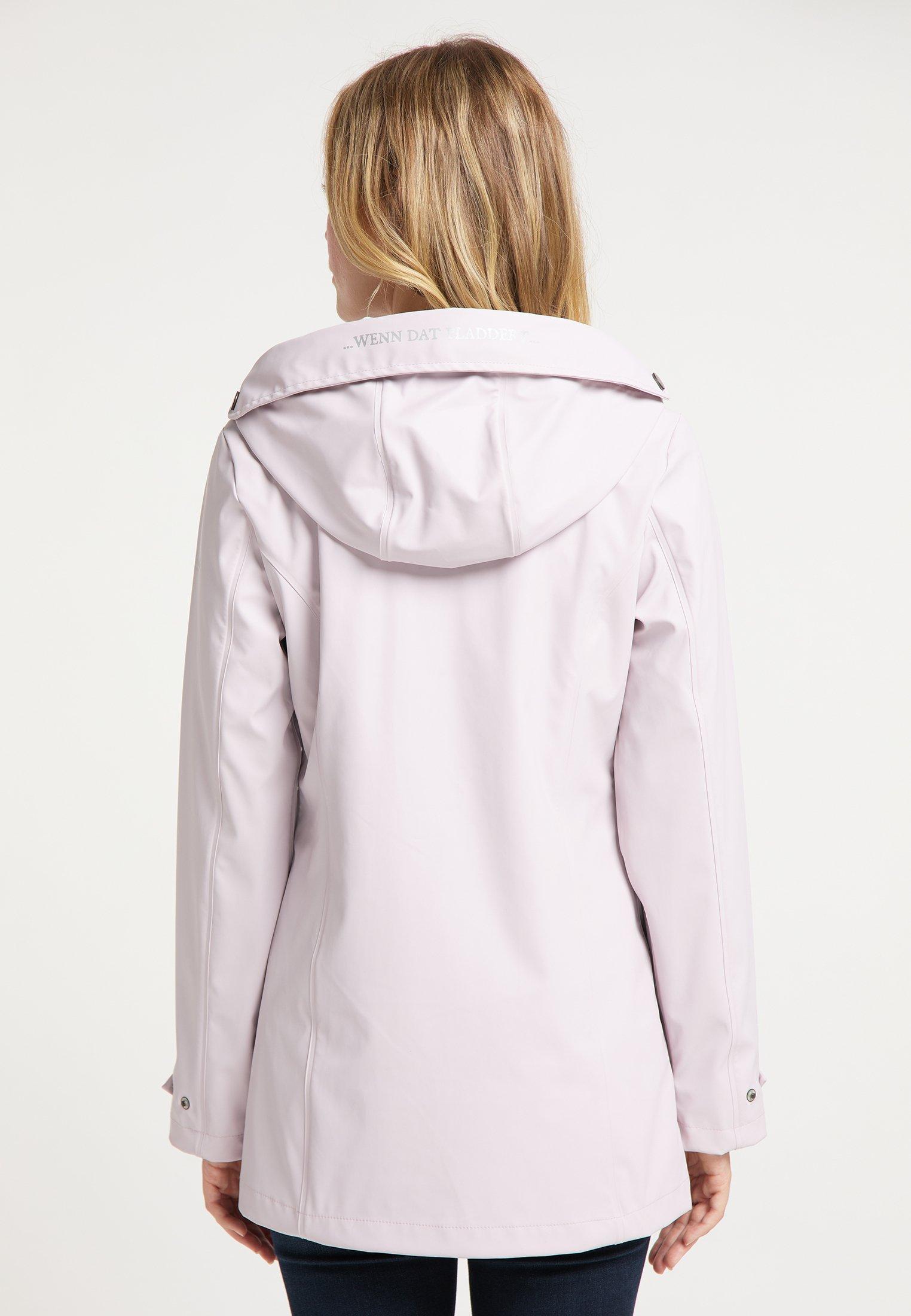 New Women's Clothing Schmuddelwedda Parka hellrosa 8QyMmfhVO