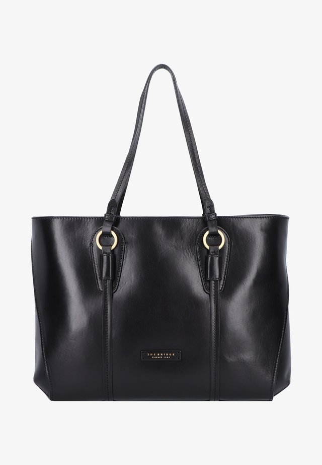 STROZZI  - Shopping bag - black