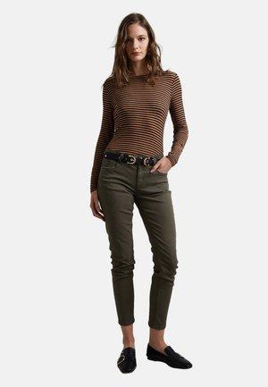 TRAVEL PARIS - Trousers - verde
