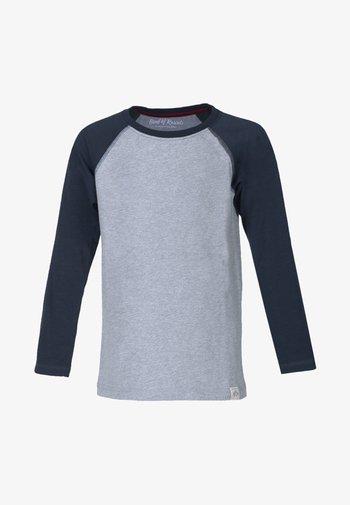 BAND OF RASCALS RAGLAN - Long sleeved top - dark blue