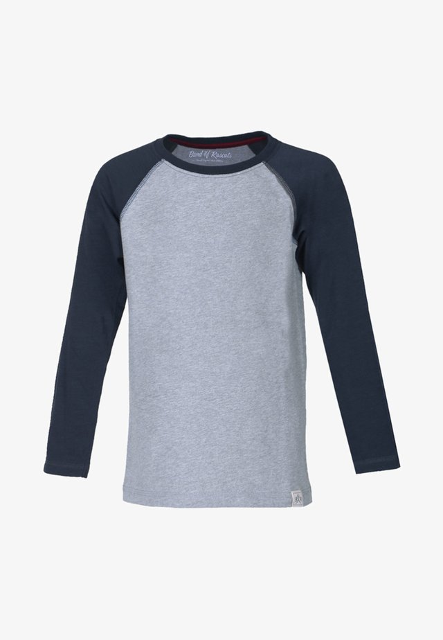 Pitkähihainen paita - dark blue