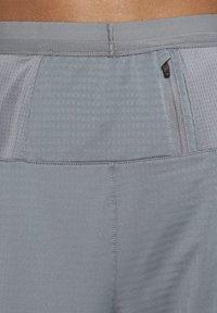 Nike Performance - ELITE PANT - Tracksuit bottoms - smoke grey/dark smoke grey - 4