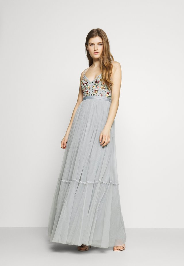 MAGDALENA BODICE CAMI GOWN EXCLUSIVE - Occasion wear - blue diamond