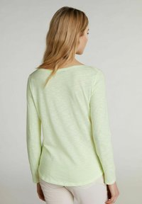 Oui - Sweatshirt - white yellow/or - 2