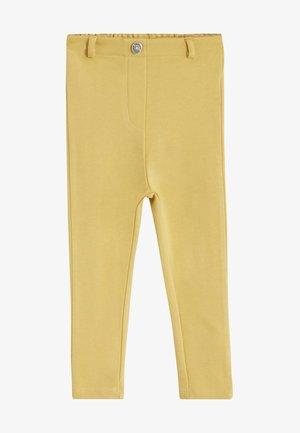 Leggings - Hosen - yellow