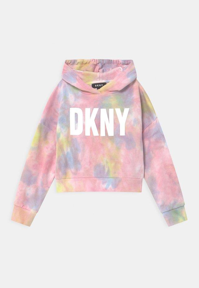 HOODED - Sweatshirt - multi-coloured