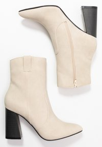 4th & Reckless - ARI - High heeled ankle boots - nude - 3