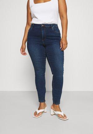 VMSOPHIA - Skinny džíny - dark blue denim