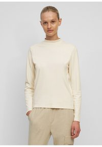 Marc O'Polo - Long sleeved top - chalky sand - 1
