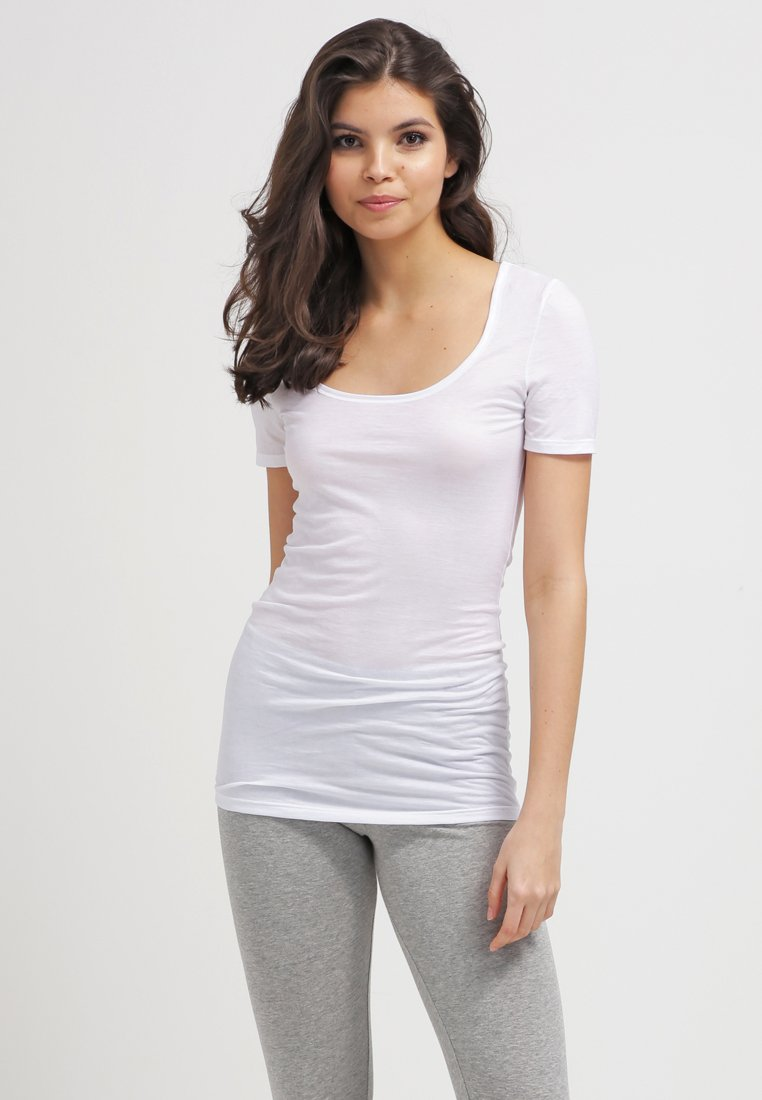 Hanro - ULTRA LIGHT - Undershirt - white