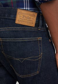 Polo Ralph Lauren - SULLIVAN  - Slim fit jeans - dark-blue denim - 3
