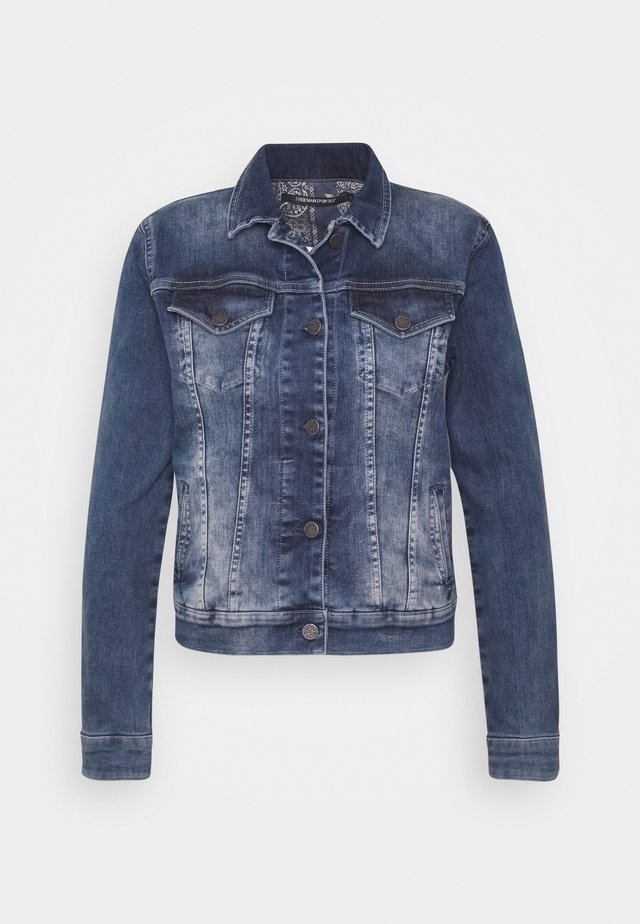 MAISY  - Denim jacket - cooper