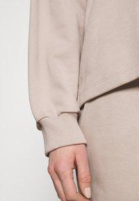 ALIGNE - CARSON - Sweatshirt - mushroom - 3
