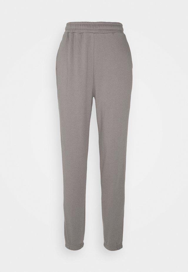 Loose fit jogger - Tracksuit bottoms - dark grey