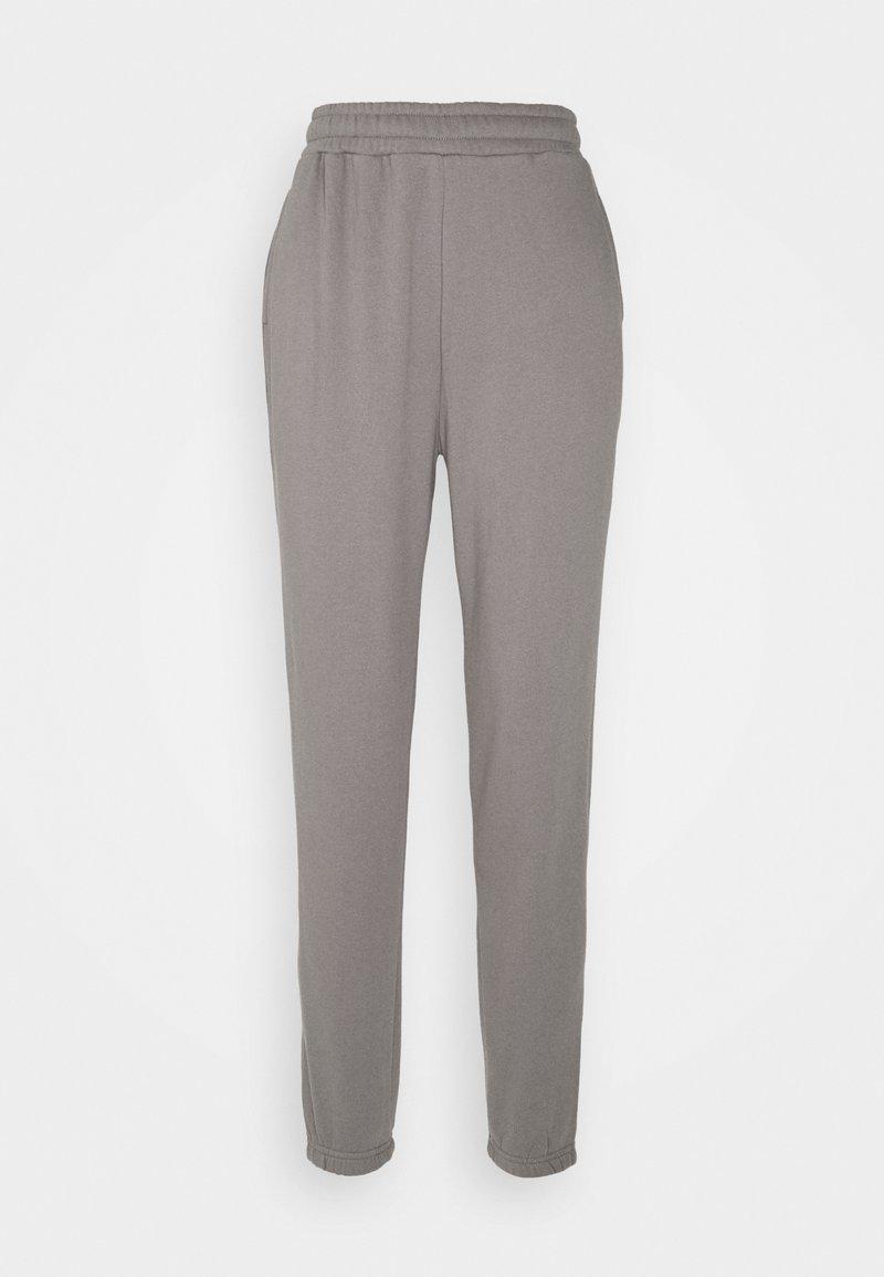 Even&Odd - Loose fit jogger - Pantalones deportivos - dark grey