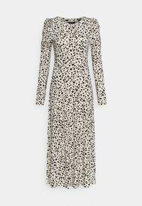 Lindex - DRESS PIA - Jersey dress - light beige - 0