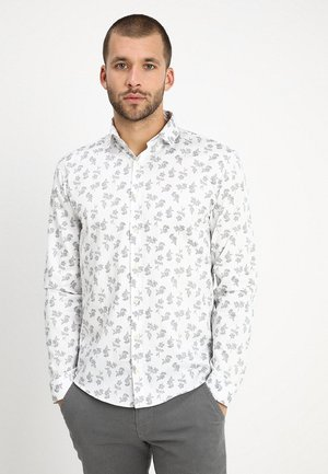 PRINTED FLORAL - Camicia - white