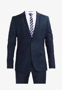 Pier One - Suit - dark blue - 8