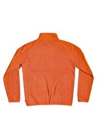 Quiksilver - NO DESTINATION - Fleecepullover - burnt ochre - 1
