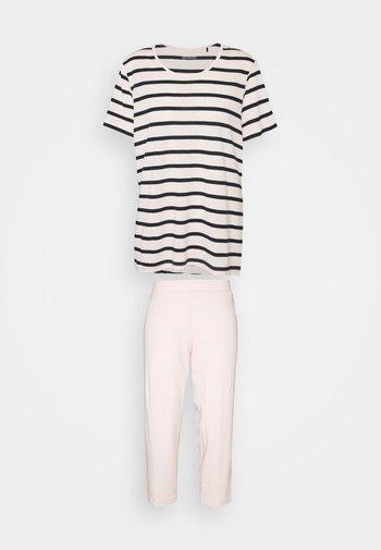 SET - Pyjama set - zartrosa