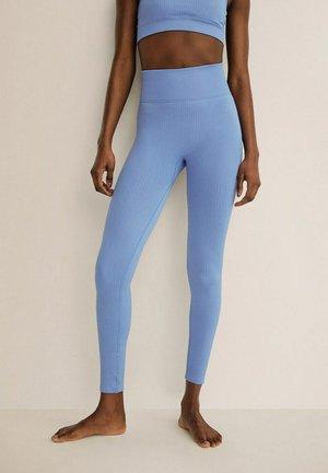 Collants - vibrant blue