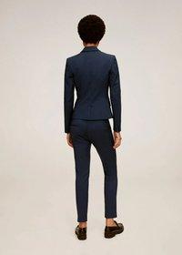 Mango - COFI7-N - Pantalon classique - bleu marine foncé - 2