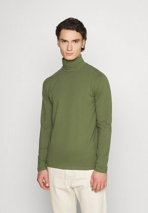 AKKOMET - Long sleeved top - cypress