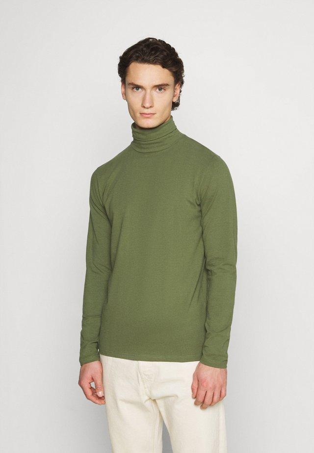 AKKOMET - Maglietta a manica lunga - cypress