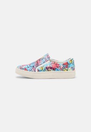 Nazouvací boty - multi-coloured