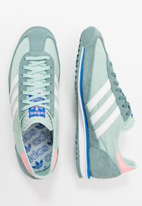 adidas Originals - Trainers - green tint/footwear white/raw green - 2