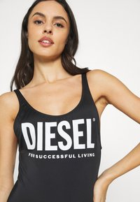 Diesel - LIA SWIMSUIT - Swimsuit - black - 4