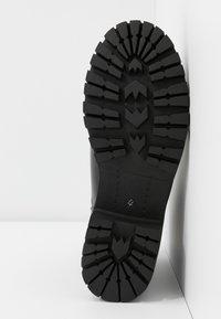 4th & Reckless - Kotníkové boty - black - 6