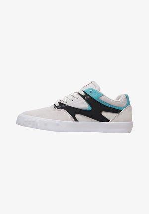 KALIS VULC UNISEX - Sneakersy niskie - grey/black/white