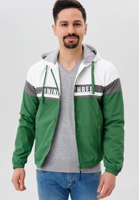 INDICODE JEANS - Windbreaker - fairy green - 0