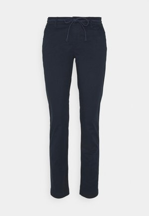 ONLEVELYN ANKLE PANT  - Chinos - navy blazer