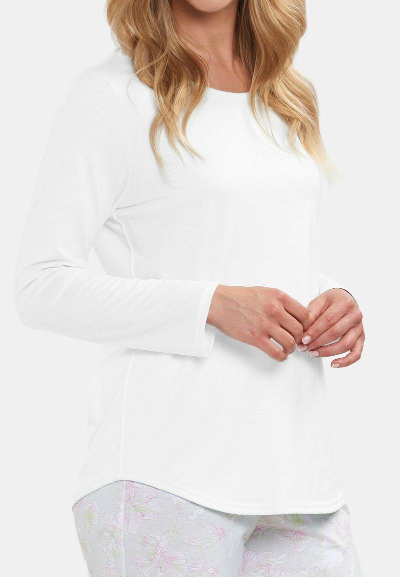 Rösch - Pyjama top - weiß