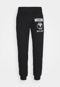 MOSCHINO - TROUSERS - Tracksuit bottoms - black - 5