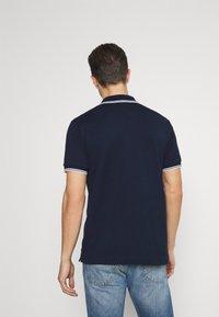 Lacoste - Polo shirt - navy blue/white - 2