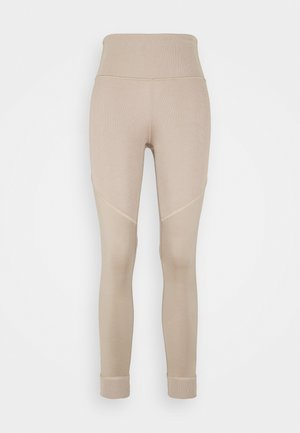 STUDIO HIGH WAIST 7/8 - Tights - amphora
