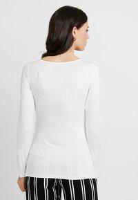 Pomkin - PRISCA - Top sdlouhým rukávem - off white - 2